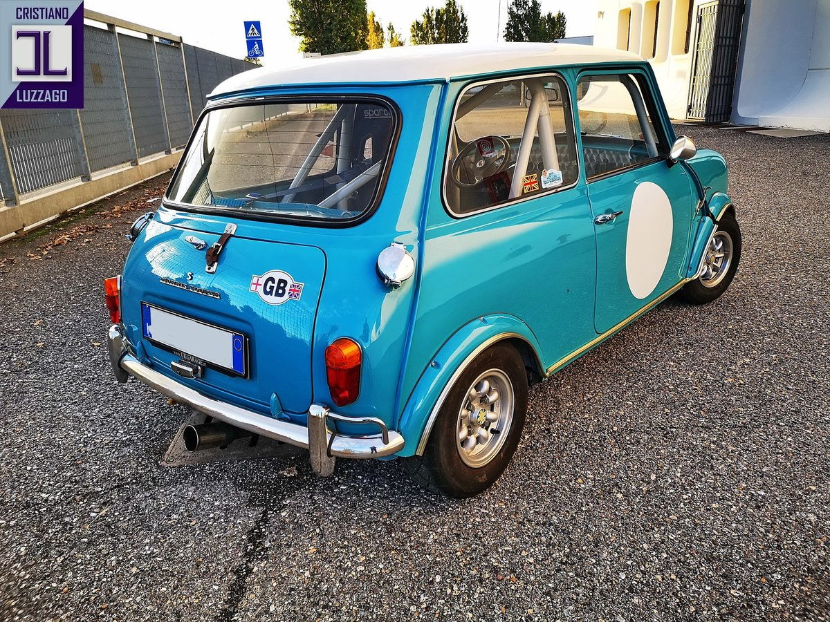 1967 AUSTIN MINI COOPER SPECIAL RACING EURO 29.800 For Sale (picture 2 of 6)