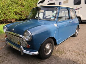Picture of A 1968 Austin Mini 1000 - 11/11/2020 SOLD by Auction