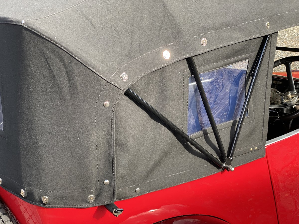 1925 Austin Seven 'Pram-hood' Chummy - Best Available For Sale (picture 14 of 19)