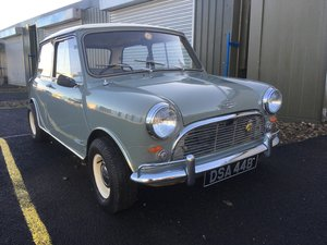 Picture of 1964 Austin Mini Cooper S For Sale by Auction
