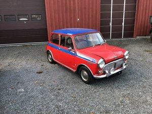 Picture of 1963 Austin Mini Seven Saloon