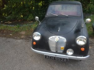 Picture of 1955 Austin a30 2 door starts and drive