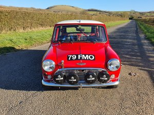 Picture of 1964 Austin Mini Cooper S Paddy Hopkirk Recreation For Sale