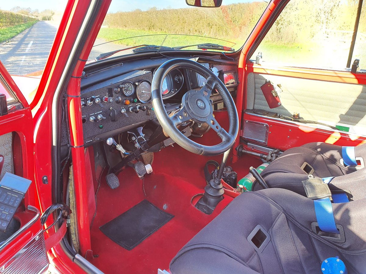 1964 Austin Mini Cooper S Paddy Hopkirk Recreation For Sale (picture 6 of 6)