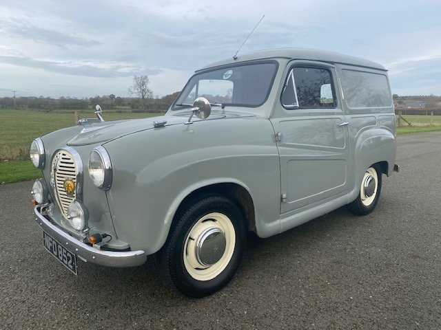 1961 Austin A35 Light Van SOLD (picture 1 of 6)