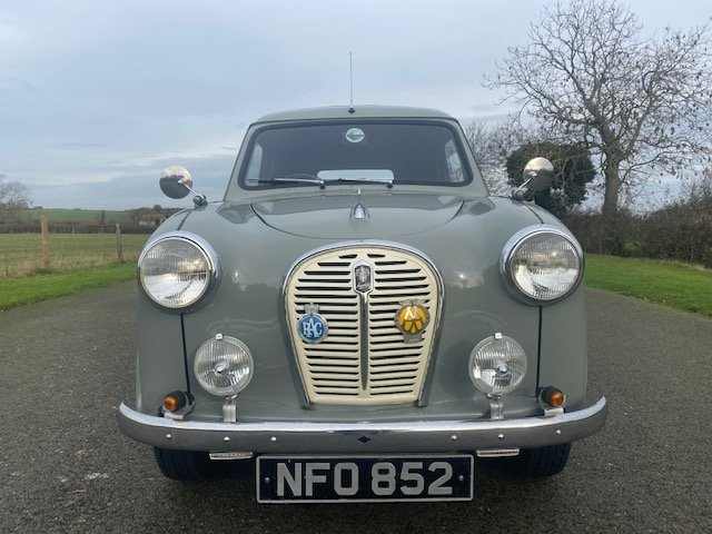 1961 Austin A35 Light Van SOLD (picture 2 of 6)