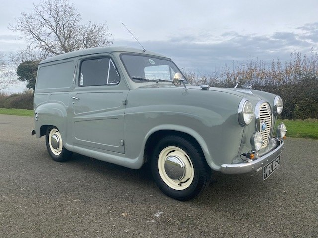 1961 Austin A35 Light Van SOLD (picture 3 of 6)