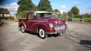 Picture of 1963 Morris minor pick up