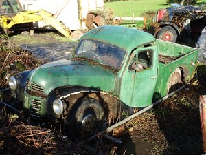 Picture of 1952 c. Austin A40 Pick up