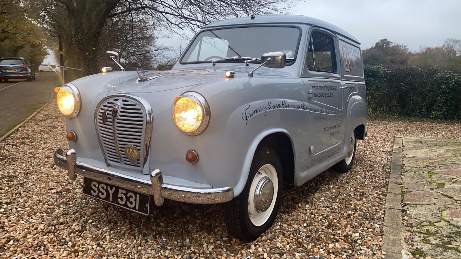 Stunning 1960 Austin A35 For Sale (picture 1 of 6)