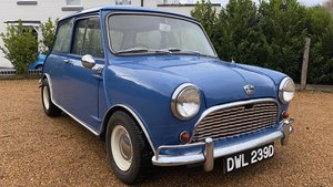 Picture of 1966 MK1 Austin Mini For Sale