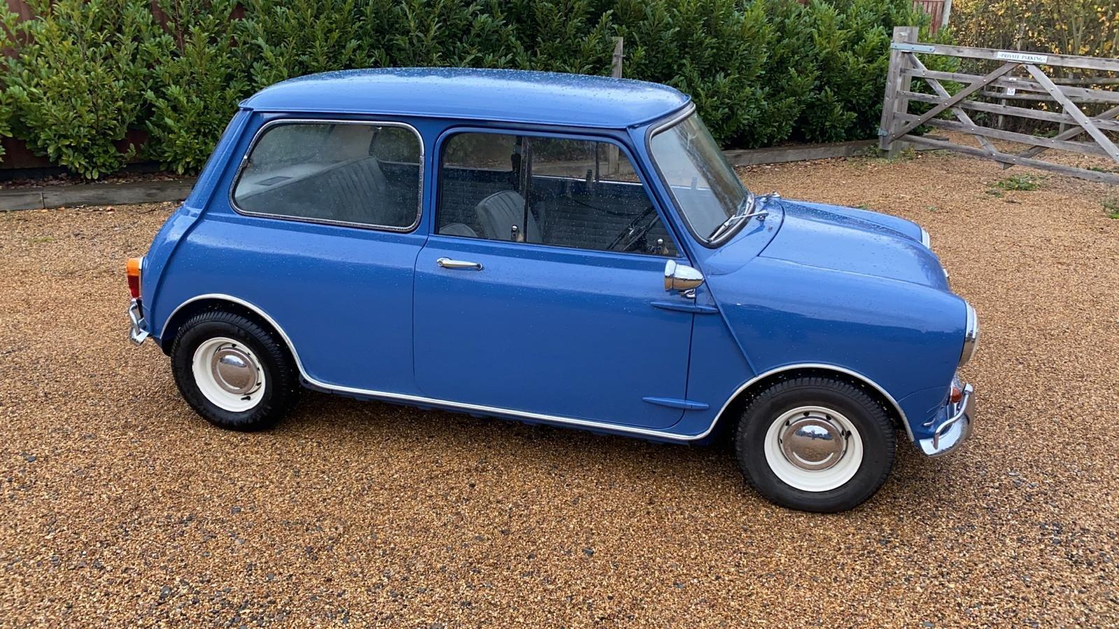 1966 MK1 Austin Mini For Sale (picture 3 of 6)