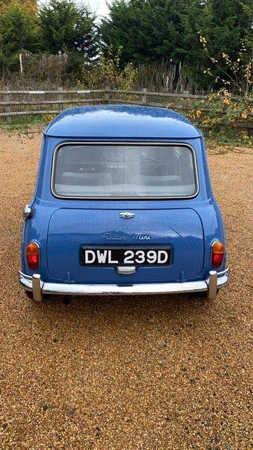 1966 MK1 Austin Mini For Sale (picture 4 of 6)