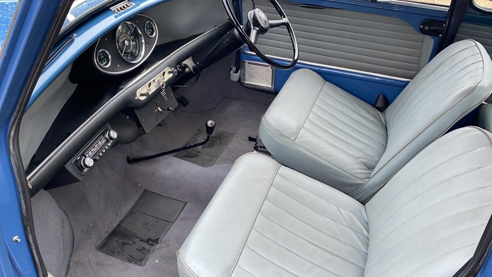 1966 MK1 Austin Mini For Sale (picture 5 of 6)