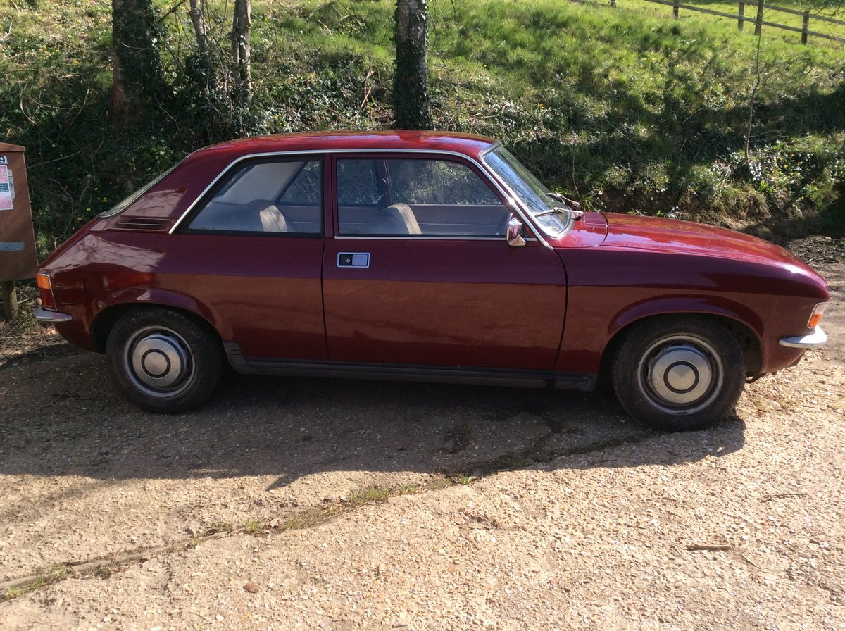 1975 1 owner Austin allegro 1100-12,672 miles! For Sale (picture 4 of 5)