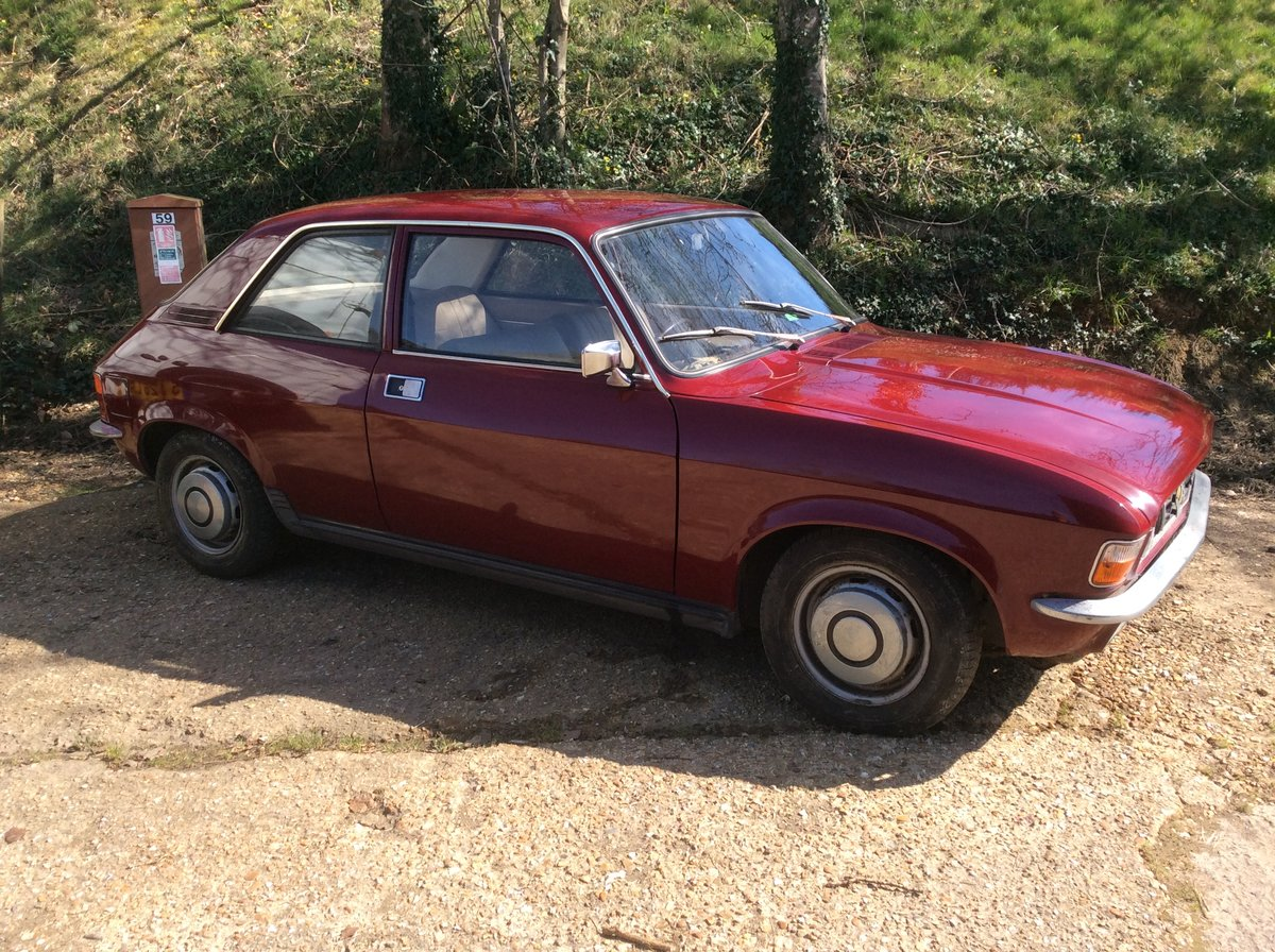 1975 1 owner Austin allegro 1100-12,672 miles! For Sale (picture 5 of 5)