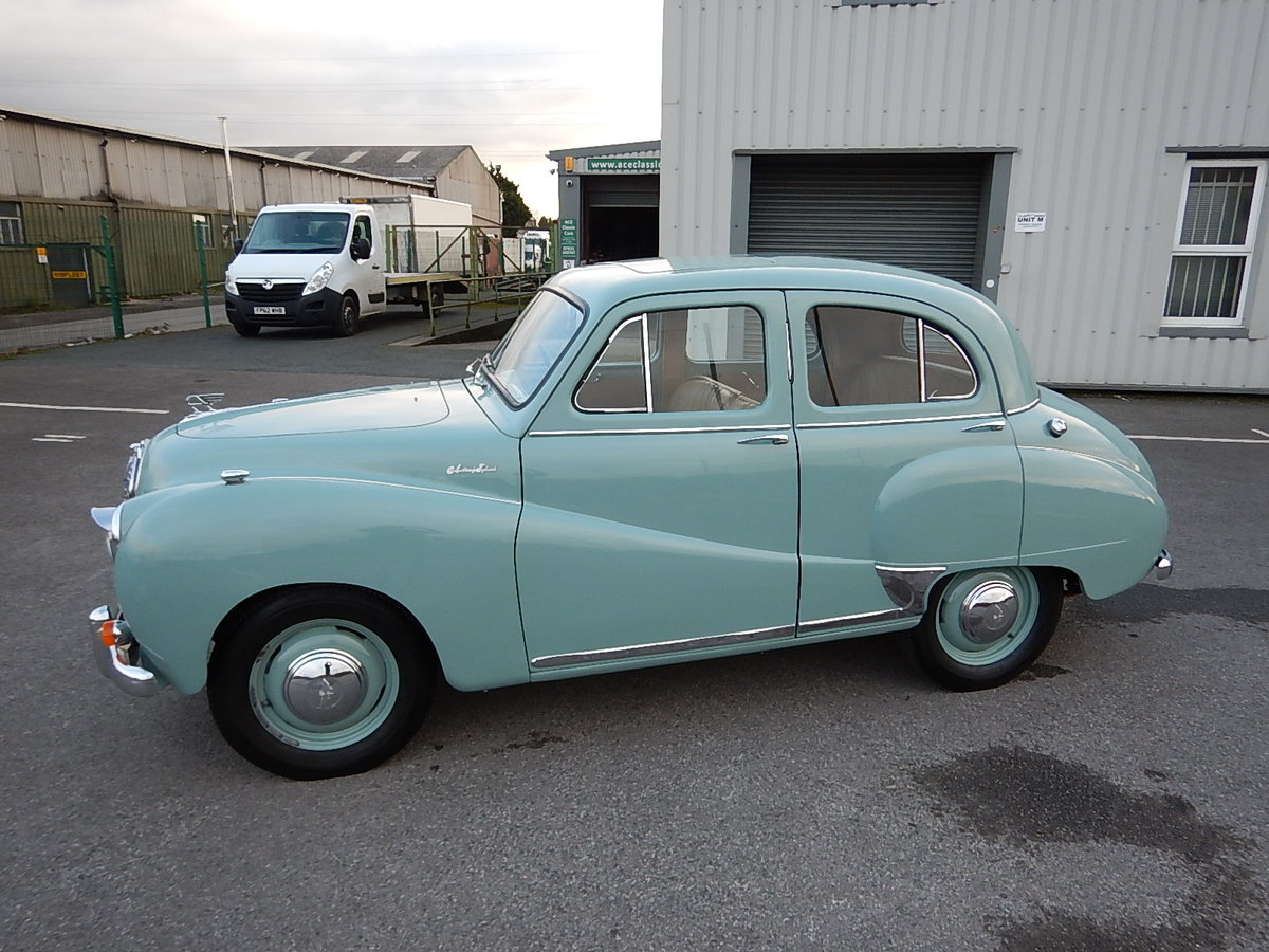 1953 AUSTIN A40 Somerset Four Door Saloon ~ For Sale (picture 1 of 6)
