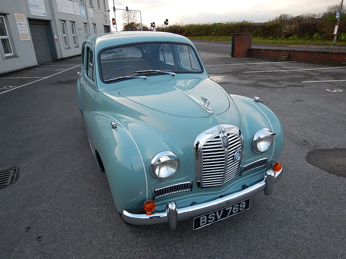 1953 AUSTIN A40 Somerset Four Door Saloon ~ For Sale (picture 2 of 6)