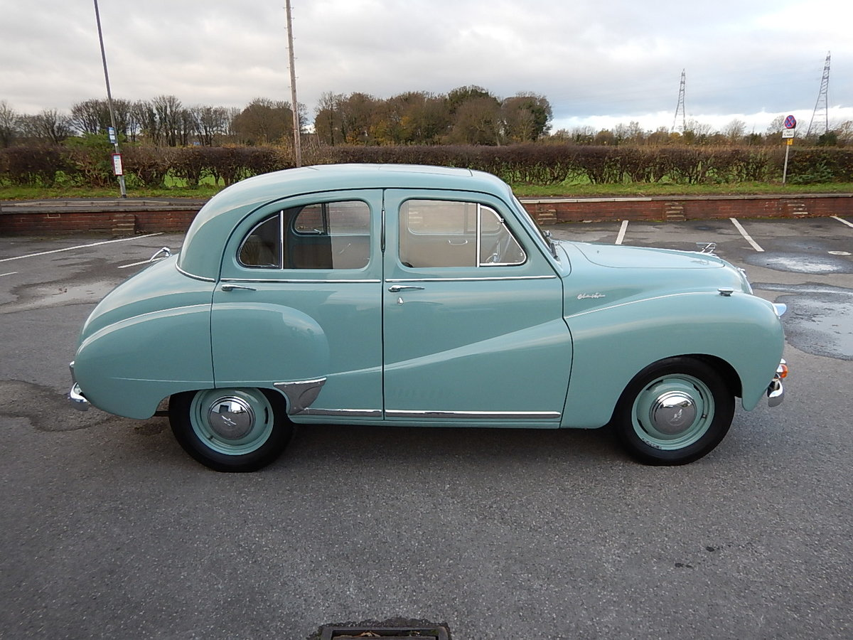 1953 AUSTIN A40 Somerset Four Door Saloon ~ For Sale (picture 3 of 6)