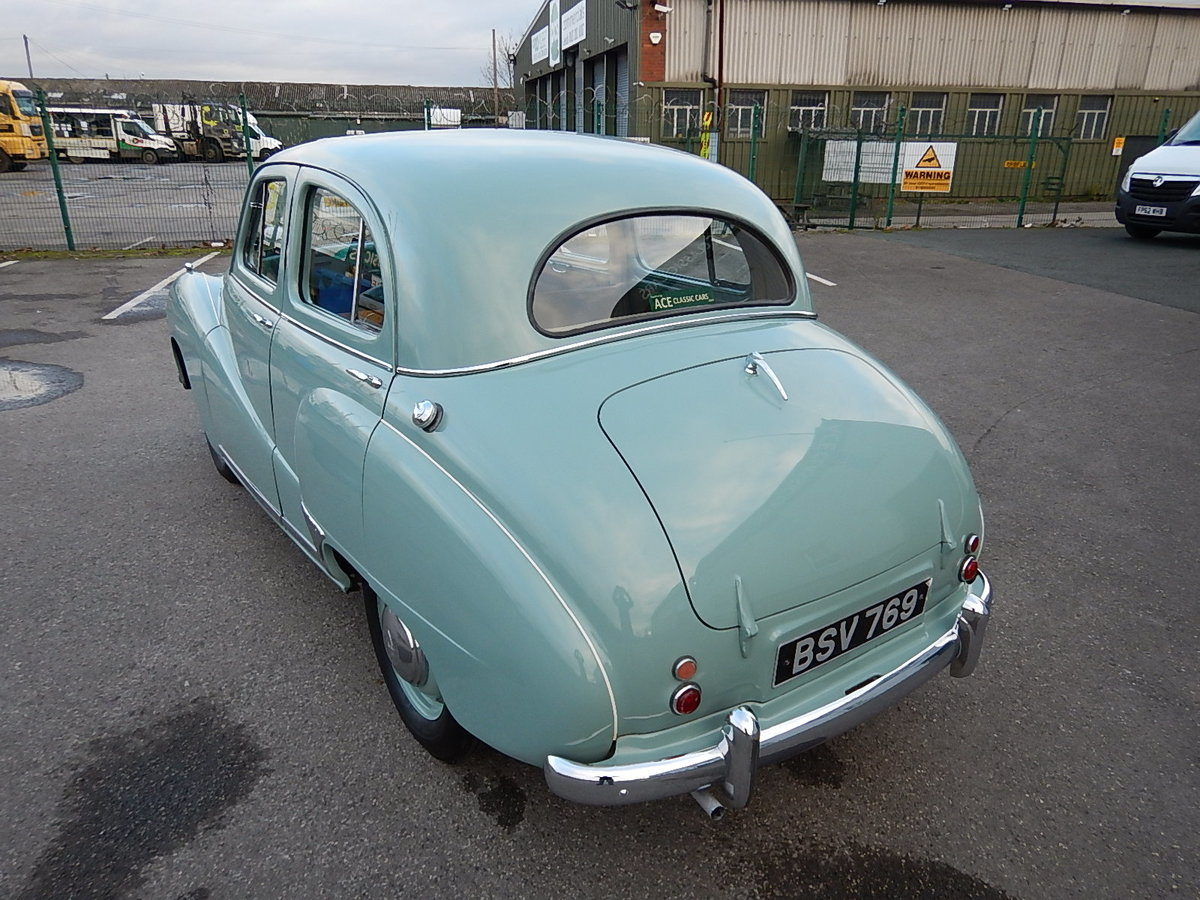 1953 AUSTIN A40 Somerset Four Door Saloon ~ For Sale (picture 4 of 6)