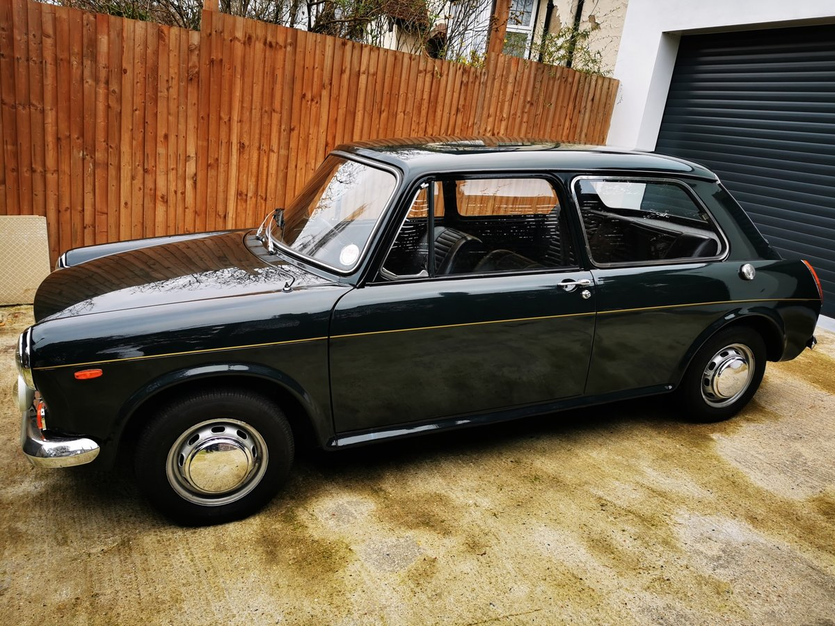 1970 Rare Austin 1100 2 Door For Sale (picture 3 of 6)