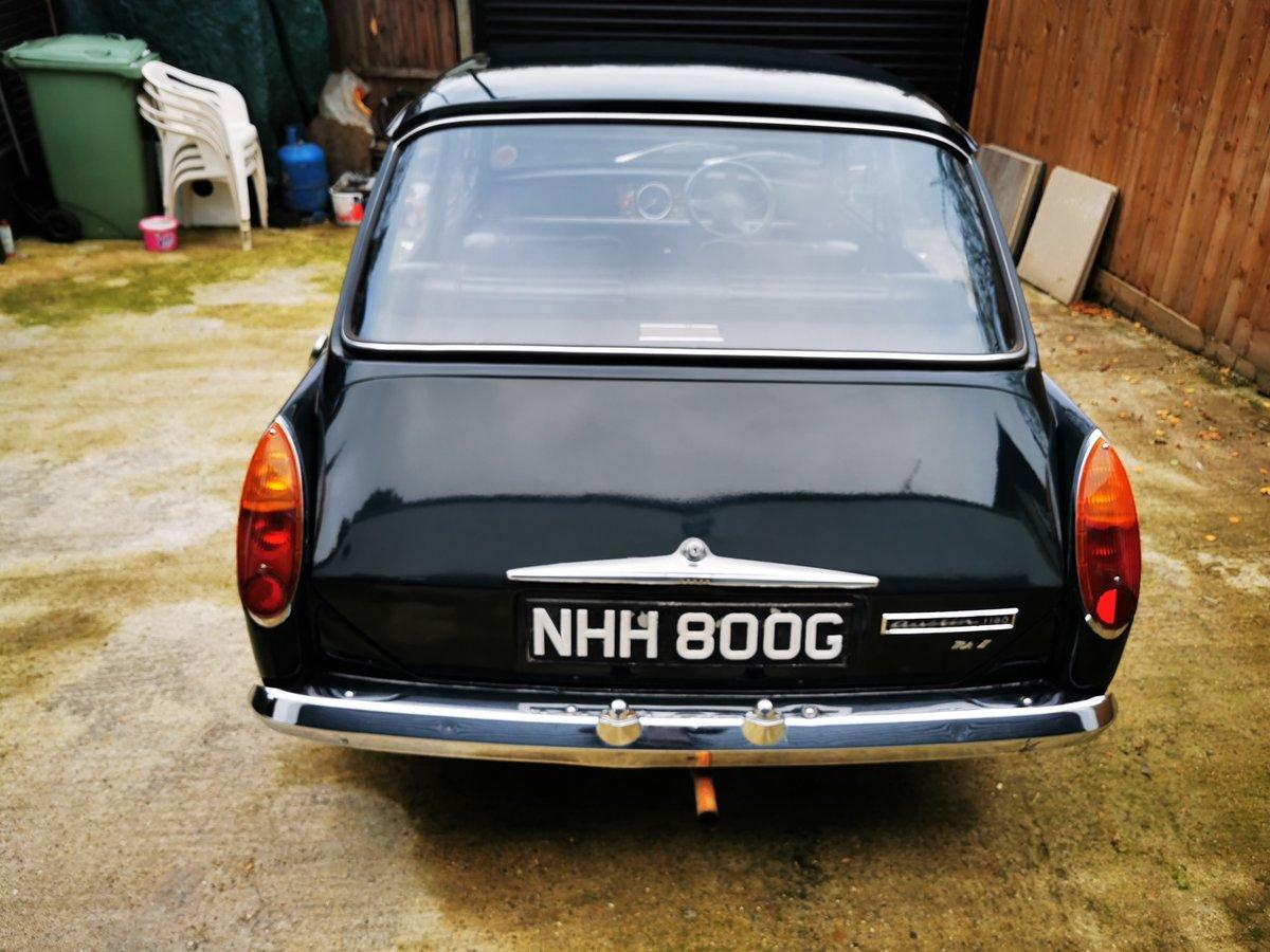 1970 Rare Austin 1100 2 Door For Sale (picture 4 of 6)