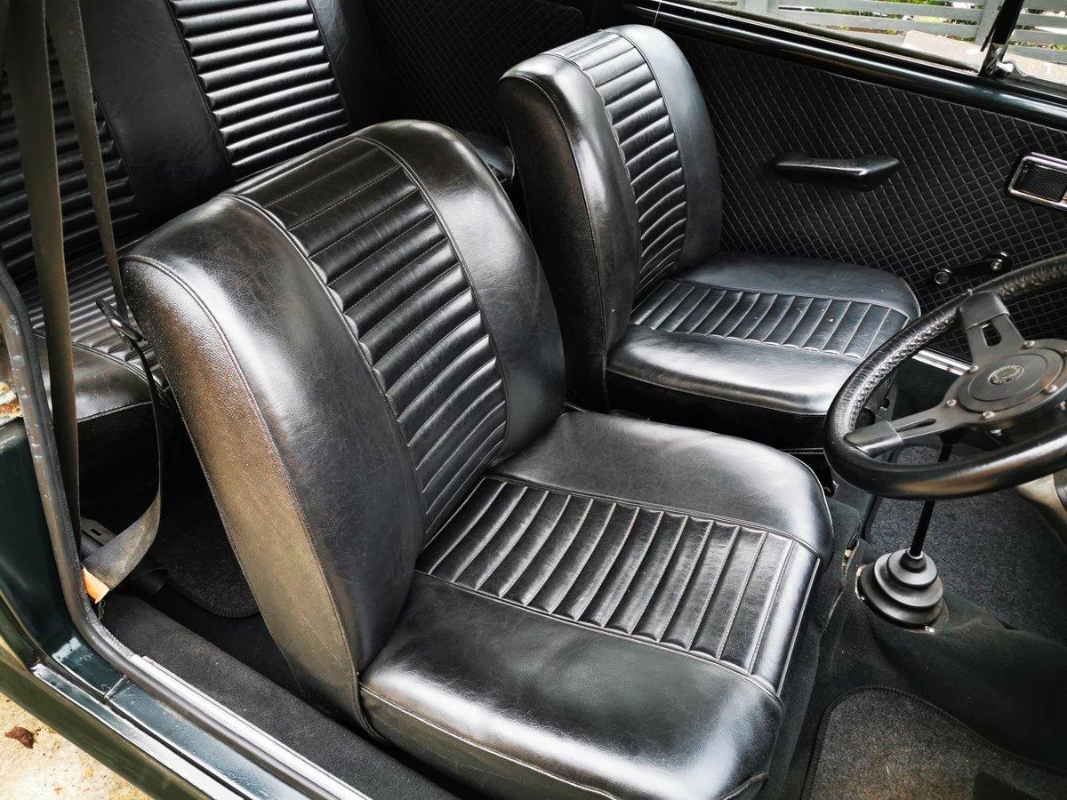 1970 Rare Austin 1100 2 Door For Sale (picture 5 of 6)