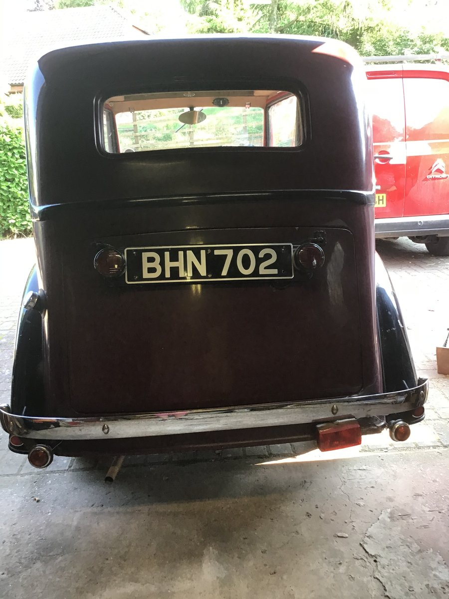 1936 Austin Sherborne Investment Project SOLD (picture 1 of 3)