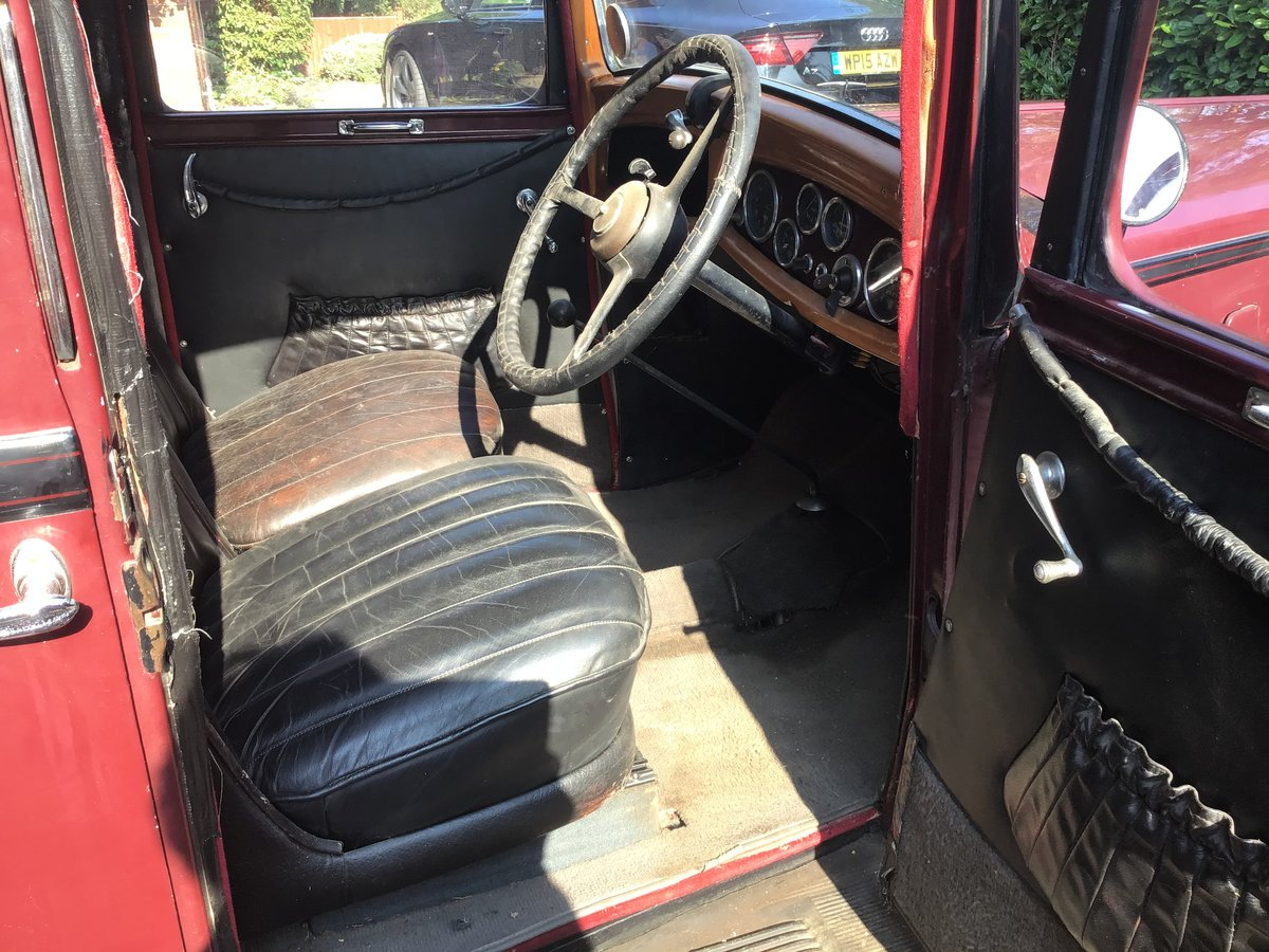 1936 Austin Sherborne Investment Project SOLD (picture 3 of 3)