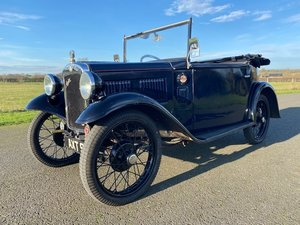 Picture of 1934 Austin Seven PD Two Seater Convertible in Regal Blue SOLD