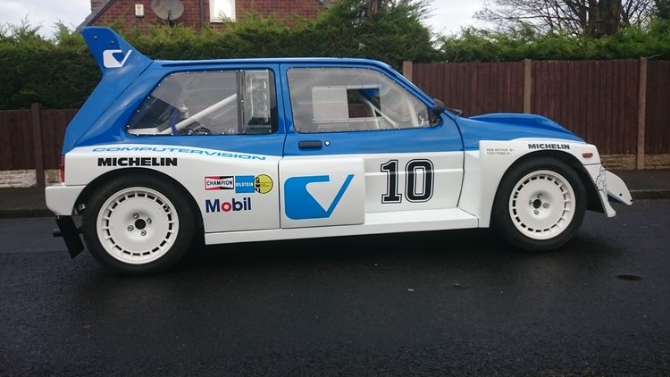 1981 MG METRO 6R4 rep SOLD (picture 2 of 6)