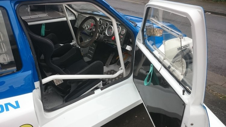 1981 MG METRO 6R4 rep SOLD (picture 4 of 6)