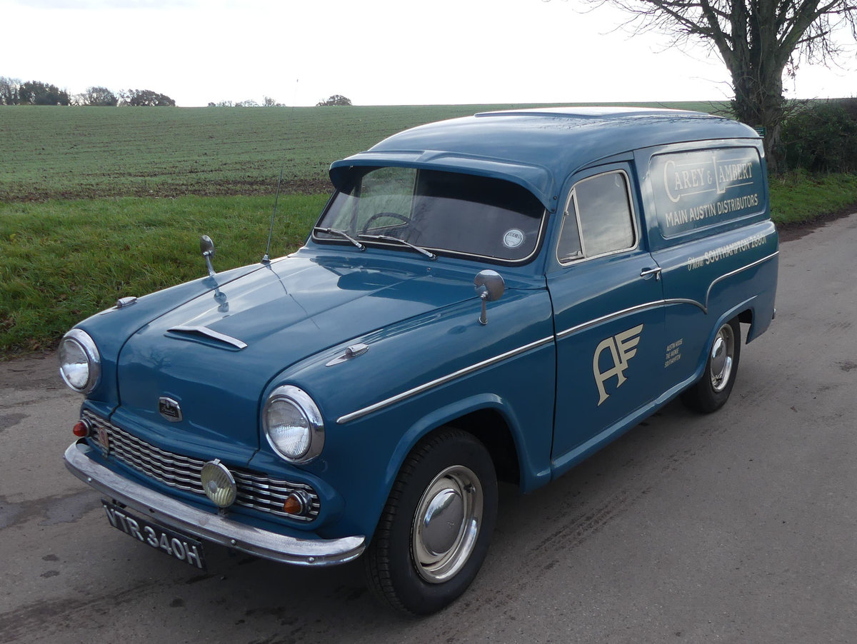 1970 Austin A60 Van For Sale (picture 1 of 6)