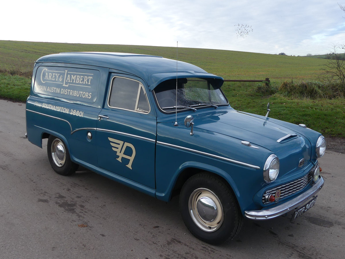 1970 Austin A60 Van For Sale (picture 2 of 6)