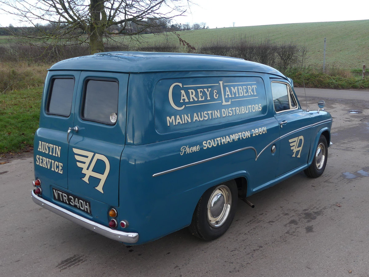 1970 Austin A60 Van For Sale (picture 3 of 6)