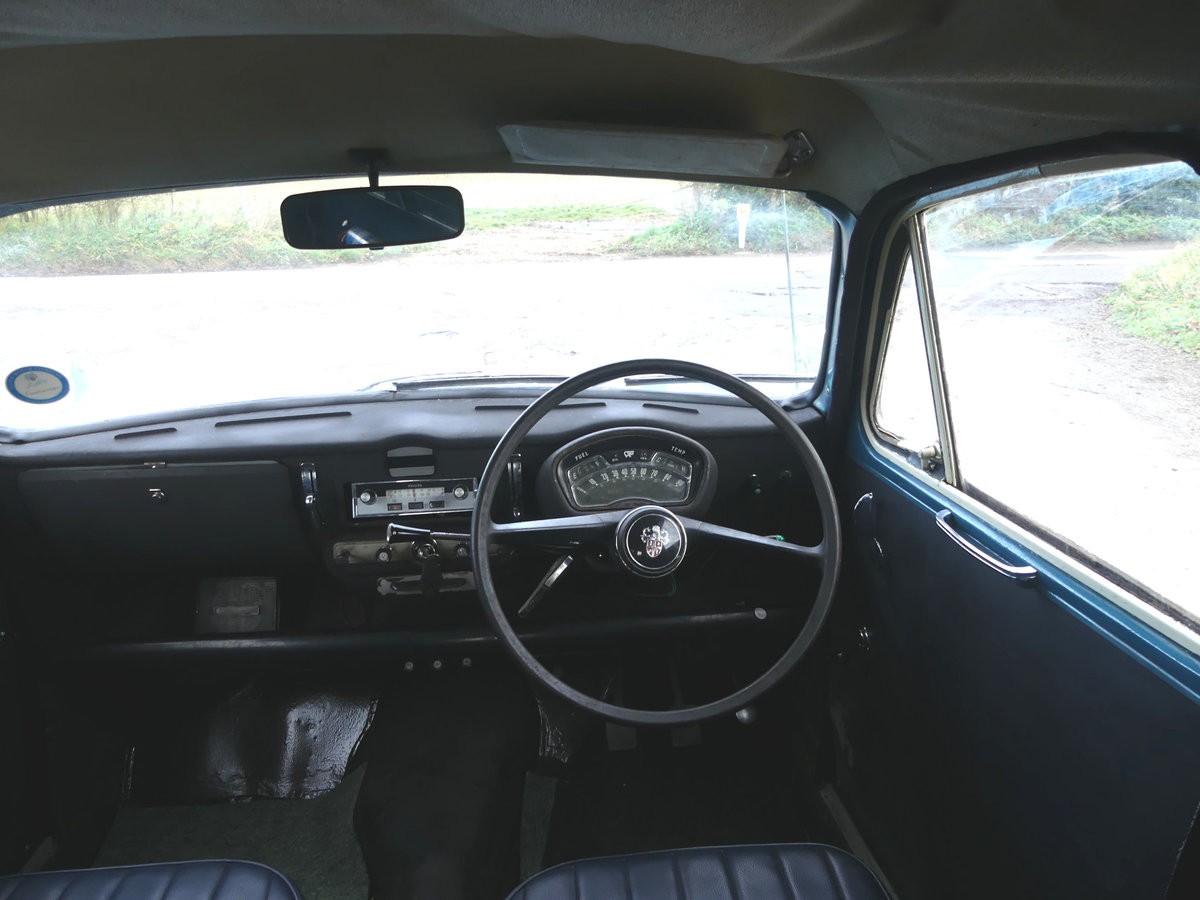1970 Austin A60 Van For Sale (picture 4 of 6)