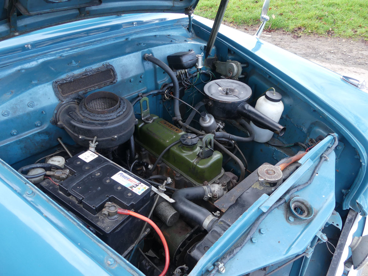 1970 Austin A60 Van For Sale (picture 6 of 6)