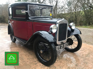 AUSTIN 7 ALL HARD WORK DONE DRIVE AWAY & ENJOY SEE VIDEO