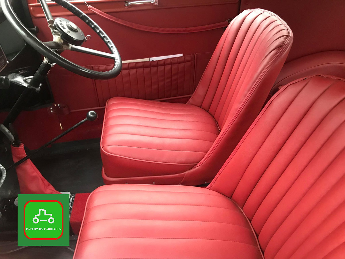 1932 AUSTIN 7 ALL HARD WORK DONE DRIVE AWAY & ENJOY SEE VIDEO SOLD (picture 5 of 6)