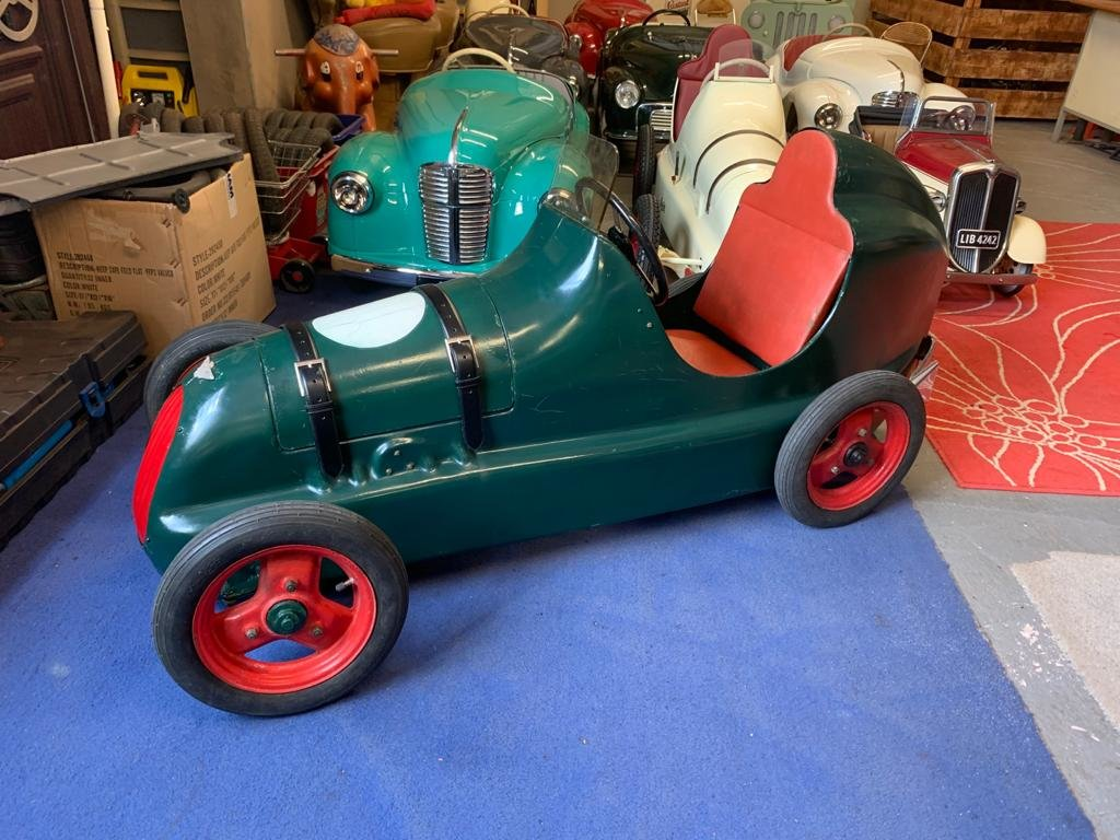 1949 AUSTIN PATHFINDER PEDAL CAR For Sale (picture 3 of 6)