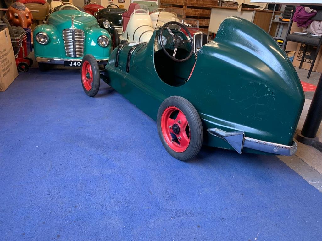 1949 AUSTIN PATHFINDER PEDAL CAR For Sale (picture 4 of 6)