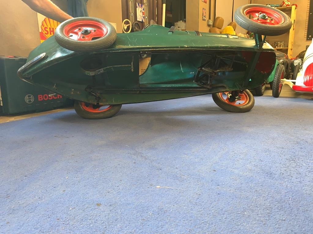 1949 AUSTIN PATHFINDER PEDAL CAR For Sale (picture 5 of 6)