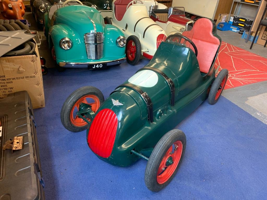1949 AUSTIN PATHFINDER PEDAL CAR For Sale (picture 6 of 6)