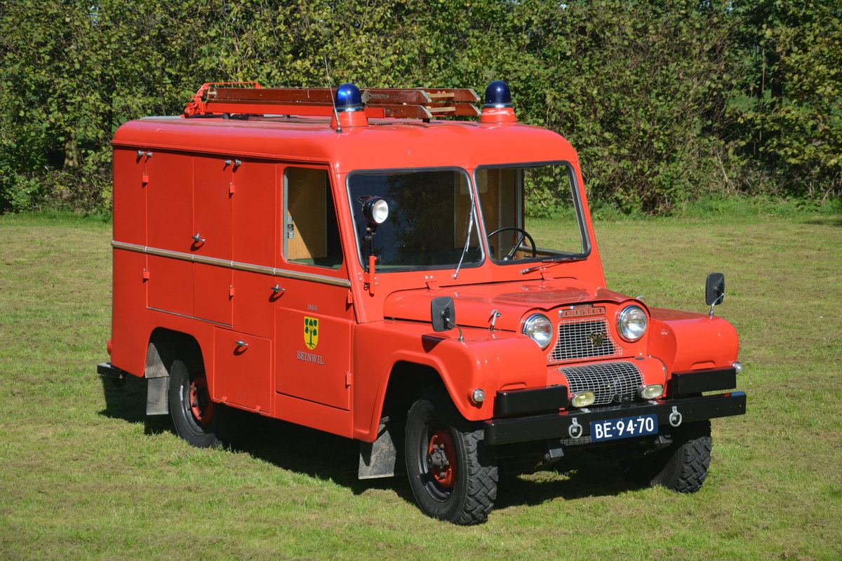 1964 Austin Gipsy Fire Appliance For Sale (picture 1 of 5)