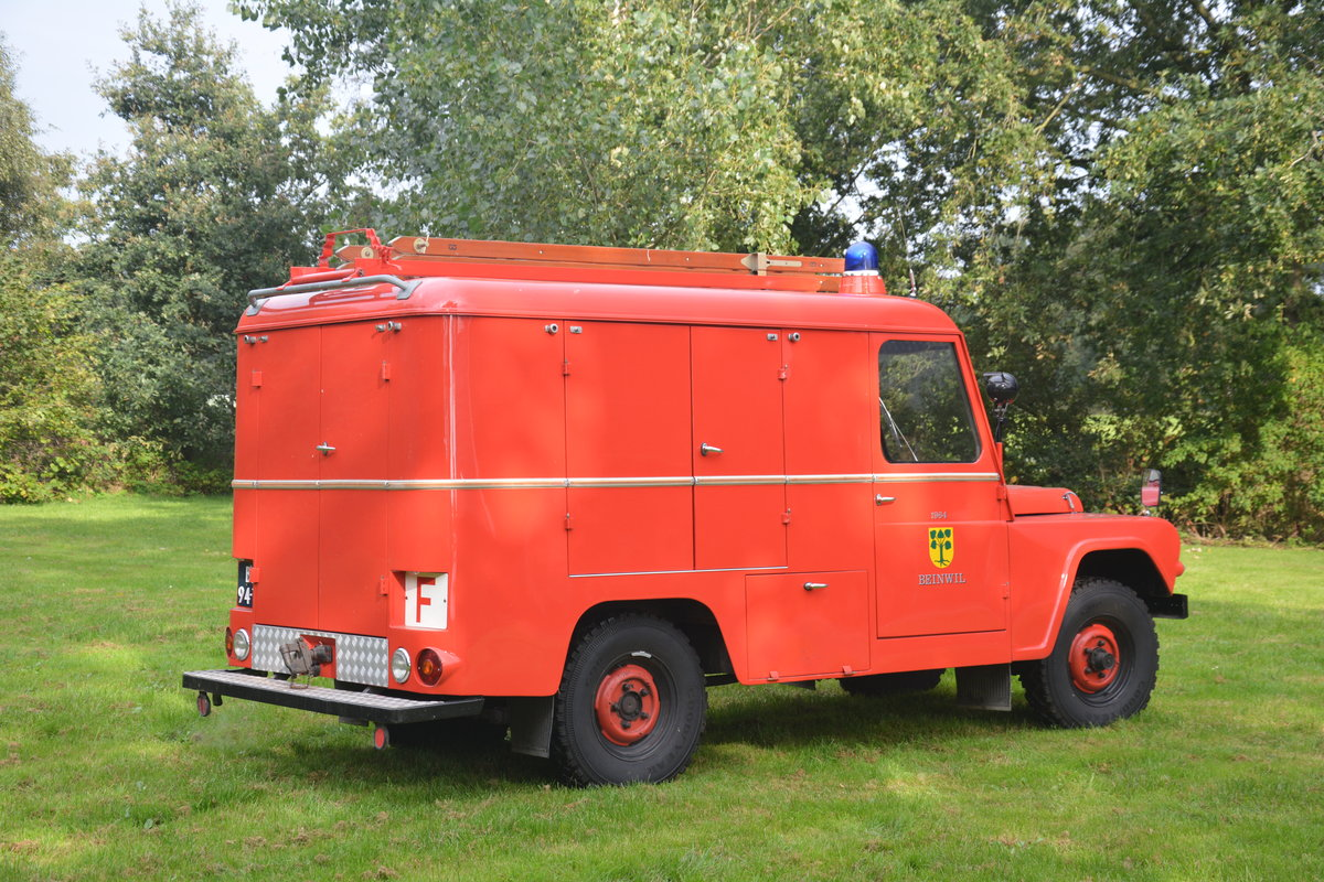 1964 Austin Gipsy Fire Appliance For Sale (picture 4 of 5)