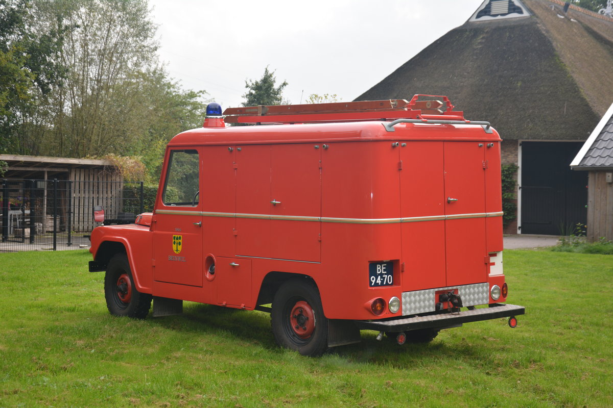 1964 Austin Gipsy Fire Appliance For Sale (picture 5 of 5)