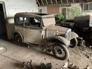 Picture of 1932 Austin Seven Box Saloon Project For Sale by Auction