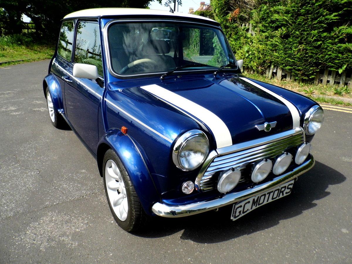 2000 Austin Mini 1.3i Cooper For Sale (picture 1 of 6)