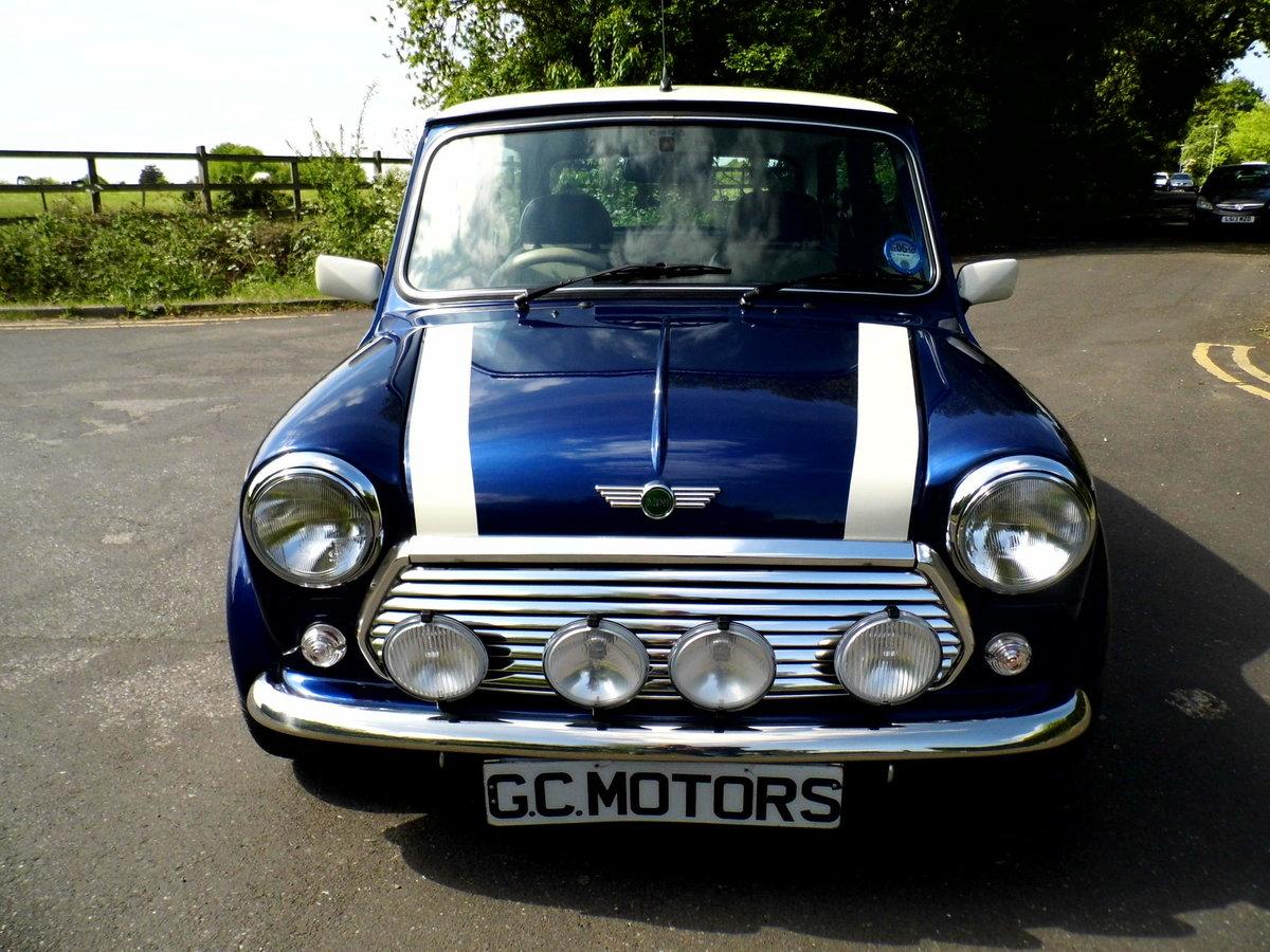 2000 Austin Mini 1.3i Cooper For Sale (picture 2 of 6)