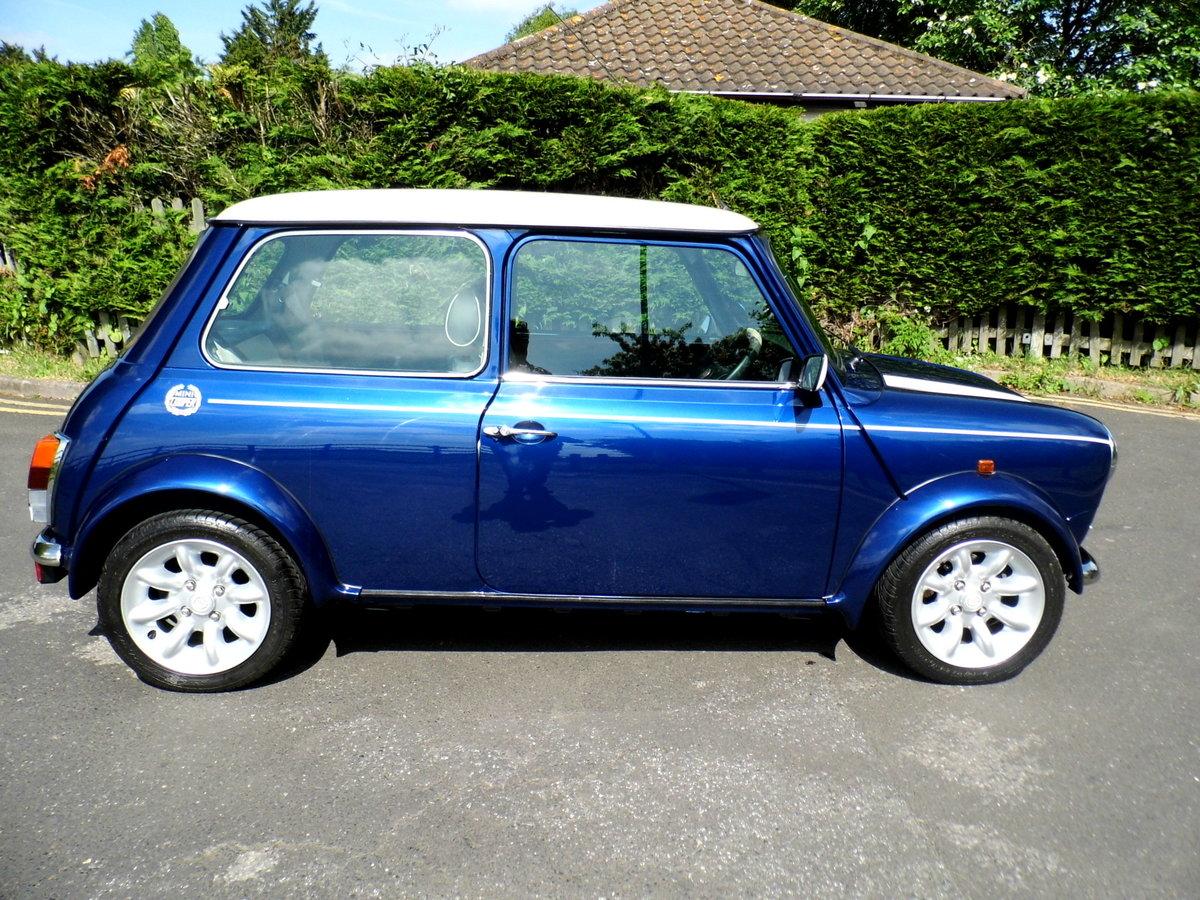 2000 Austin Mini 1.3i Cooper For Sale (picture 3 of 6)